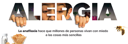 Flyer campaña Anaphylaxis